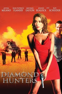 Diamond Hunters as Johnny Lance