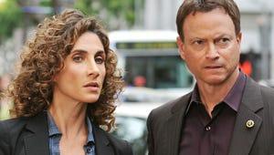 Mega Minute: CSI: NY Hook-Up Talk, and TNT's Grace Soaps Up