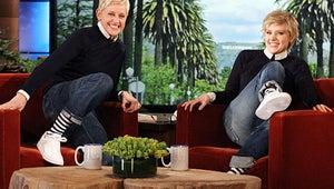 Top Videos: Kimmel Asks About Fake Bands at Coachella, Kate McKinnon and Ellen Dance