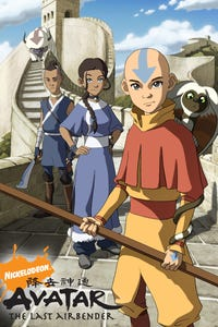 Avatar: The Last Airbender as Appa/Momo