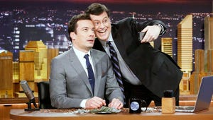 2014's Best Episodes: Jimmy Fallon's Star-Studded Opener, Orphan Black Hosts a Clone Dance Party