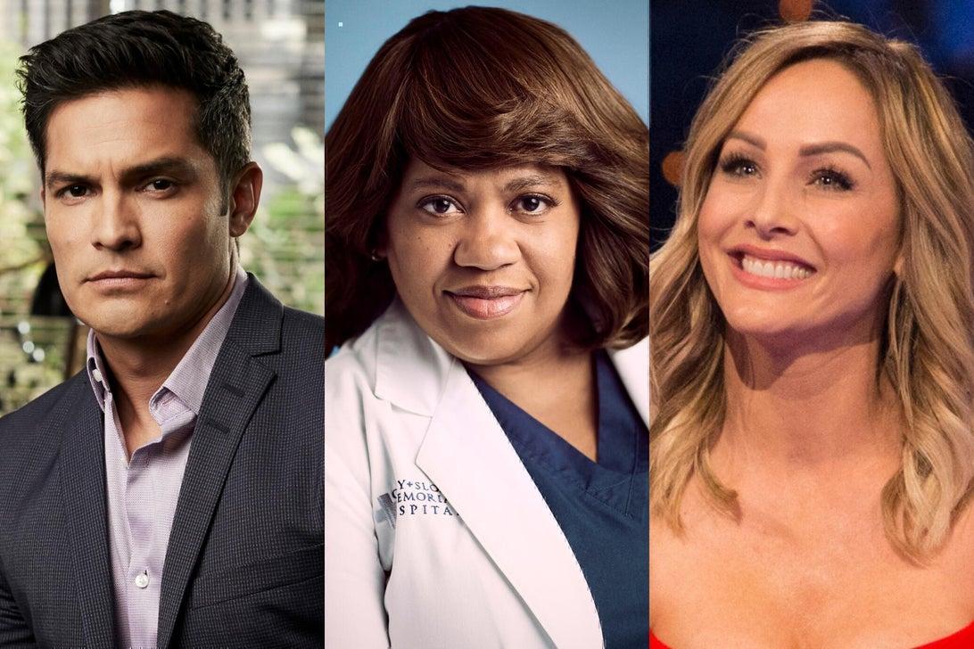 The Good Doctor, Grey's Anatomy, The Bachelorette