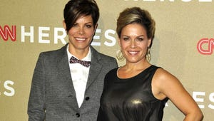 Iron Chef Cat Cora and Her Wife Jennifer Are Divorcing