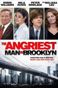 The Angriest Man in Brooklyn as Adela