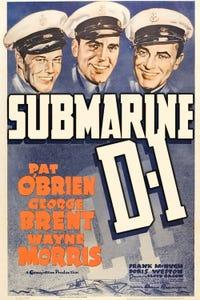 Submarine D-1 as Sailor