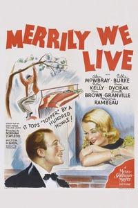 Merrily We Live as Marion Kilbourne