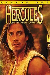 Hercules: The Legendary Journeys as Daniella