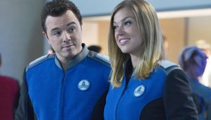 The Orville Exclusive: Kelly Lets a Big Secret Slip, and Ed's Pissed