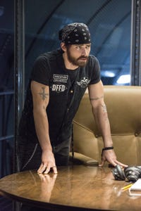 Matt Cohen as Griffin Munro