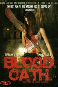 Blood Oath as Janet