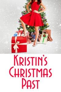 Kristin's Christmas Past as Barbara
