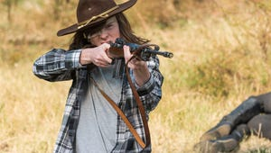 Chandler Riggs Is Down to Appear in the Rick Grimes The Walking Dead Films