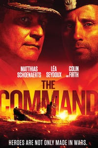 The Command as David Russell