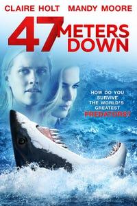 47 Meters Down as Kate