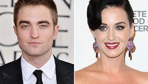 Robert Pattinson and Katy Perry Crash Wedding Rehearsal