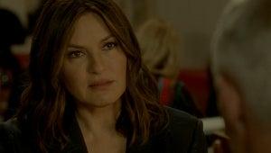 Exclusive Law & Order: SVU Sneak Peek: Is Olivia Ready to Retire?