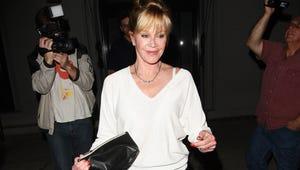 Melanie Griffith Gets Huge Settlement in Divorce From Antonio Banderas
