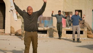 NCIS: Los Angeles Boss Teases What's Next for Sam and Callen After Heart-Racing Afghanistan Trip