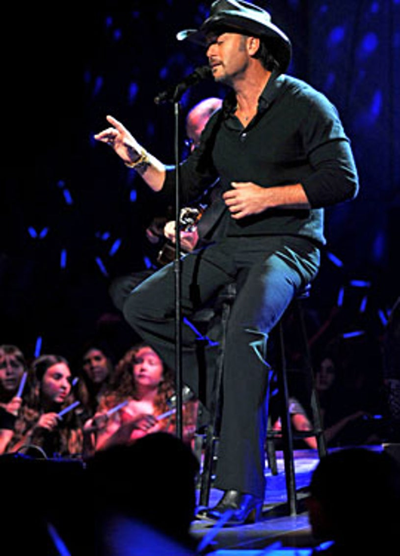 The 10th Annual A Home for the Holidays with Faith Hill - Tim McGraw