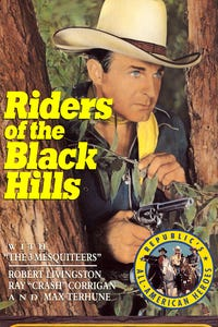 Riders of the Black Hills as Sheriff Brown