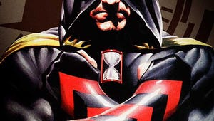 The CW Clocks in With DC Comics' Hourman