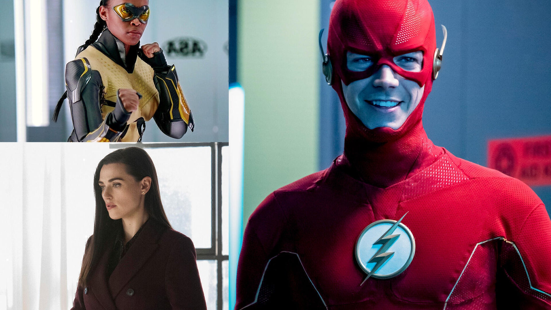 Arrowverse Characters Ranked