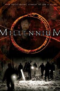 Millennium as Lt. Bletcher