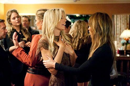 "Real Housewives of New York City - Season 5 - ""A New New York"" - Aviva Dreschers and Carole Radziwell"