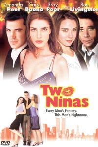 Two Ninas as Nina Cohen