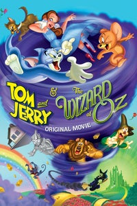 Tom and Jerry & the Wizard of Oz as Dorothy