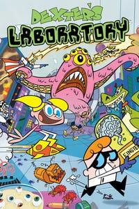 Dexter's Laboratory as Dexter