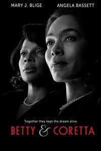 Betty & Coretta as Coretta Scott King