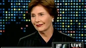 Laura Bush Supports Gay Marriage, Abortion