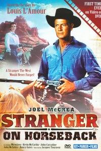 Stranger on Horseback as Tom Bannerman