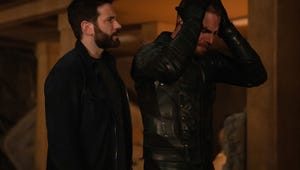 Colin Donnell Returns as Tommy Merlyn in New Arrow Photos