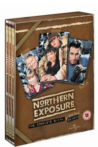 Northern Exposure as Rolf Hauser