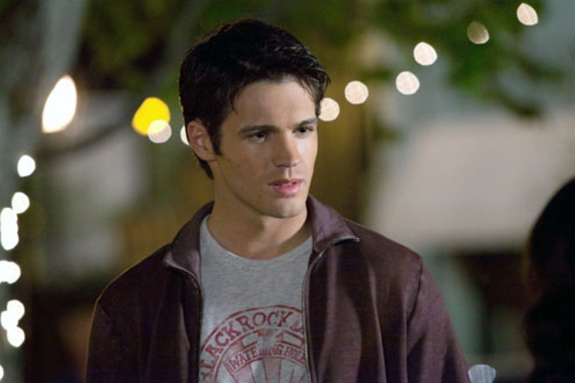 """The Vampire Diaries - Season 2 - """"As I Lay Dying"""" - Steven R. McQueen as Jeremy Gilbert"""