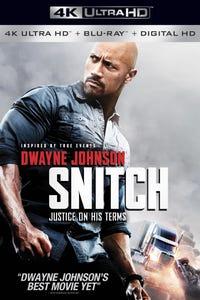 Snitch as Jeffery Steele