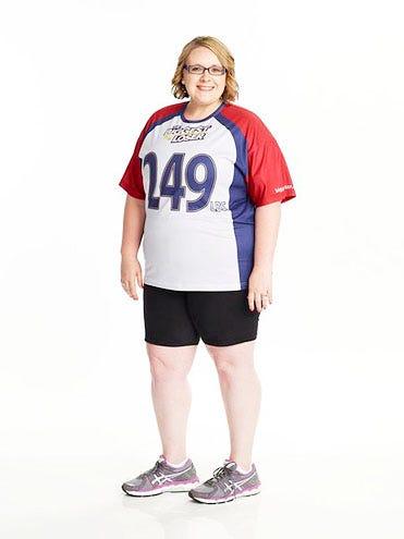 The Biggest Loser - Season 15 - Marie Pearl