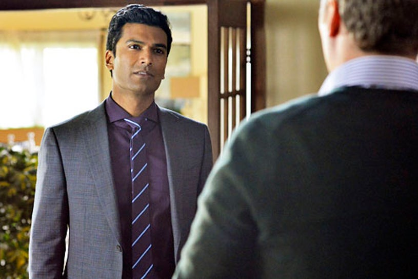"Beauty and The Beast - Season 2 - ""Guess Who's Coming to Dinner?"" - Sendhil Ramamurthy"