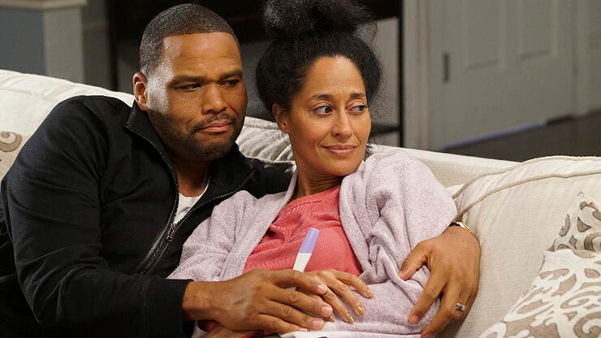 Anthony Anderson and Tracee Ellis Ross, Black-ish