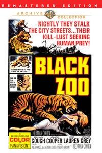 Black Zoo as Joe