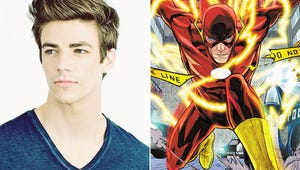 Arrow Scoop: Glee's Grant Gustin Tapped to Play the Flash!