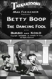 The Dancing Fool as Betty Boop