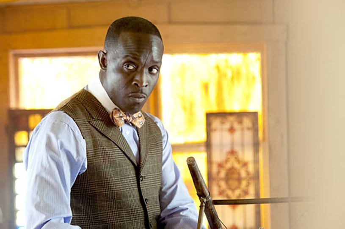 "Boardwalk Empire - Season 3 - ""Spaghetti & Coffee"" - Michael Kenneth Williams as Chalky White"