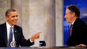 "President Obama Tells Jon Stewart He Had an ""Off Night"" at First Debate"
