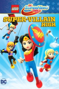 Lego DC Super Hero Girls: Super-Villain High as Diana Prince / Wonder Woman -