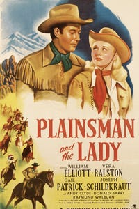 Plainsman and the Lady as Croupier