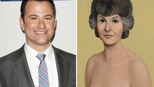 Jimmy Kimmel Did Not Buy Nude Bea Arthur Portrait