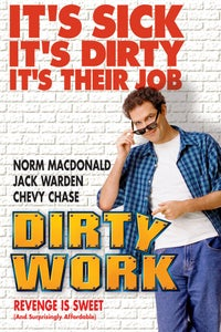 Dirty Work as Bearded Lady